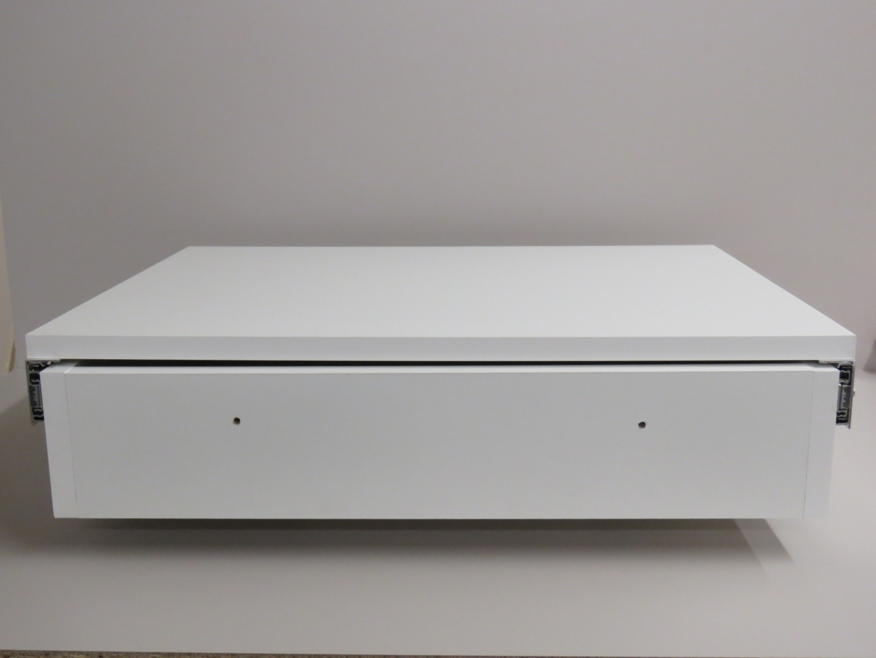 Plinth Box System - 400mm D x 137mm H x for a 600mm Wide Unit